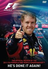 F1 2011 - Review (DVD, 2012)