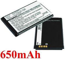 Batteria 650mAh Per LG GB220 GB230 GD350, LGIP-330NA LGIP-330G