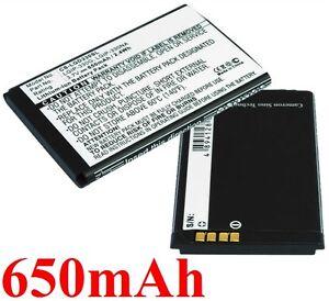 Batterie 650mAh Art LGIP-330NA LGIP-330G Für LG GD350