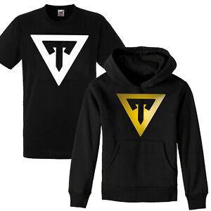 Kids Typical Gamer T Shirt Youtuber Merch TG Plays Hoody Top Boys Girls Gift Tee