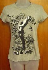 MARILYN MONROE small juniors tee Yves Montand T shirt Let's Make Love 1960