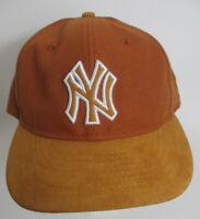 New York Yankees Hat Snapback 9Fifty New Era MLB Sueded Poly Fabric NY Cap