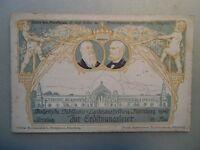 Ansichtskarte Nürnberg 1906 Bayerische Jubil. Landesausstellung Eröffnungsfeier