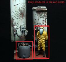 1/35 Resin Zombie World 2 Figures Unpainted unassembled BL990