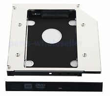 2nd SATA HDD SSD Hard Drive Case Caddy for ASUS N53S K50I K50 K51AC G72GX GT30N