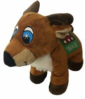 National Entertainment Network NEN Reindeer Prancer Christmas Deer Plush Toy