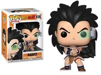 Funko Pop! Animation: Dragonball Z Raditz #616 - Brand New - Free UK Post