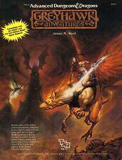 MINI GREYHAWK ADVENTURES 2023 VF! AD&D D&D TSR Dungeons & Dragons Miniature SC