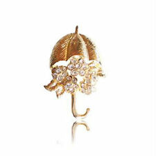 Crystal Fashion Brooches
