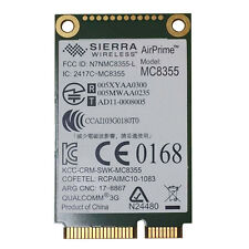 GOBI3000 3G GPS Mobile WWAN Card MC8355 60Y3257 Special for IBM Lenovo ThinkPad