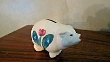 Purinton Pottery VIntage Piggy Bank