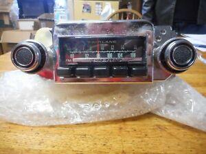 RECONDITIONED ORIGINAL 1970 1971 FORD TORINO AM-FM  RADIO W/ KNOBS SHOW QUALITY