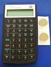 HP 10BII+ Financial Calculator- Tested/works with Batteries