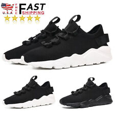 Fashion Running Men's Casual Athletic Tennis Shoes Sports Breathable Sneakers US
