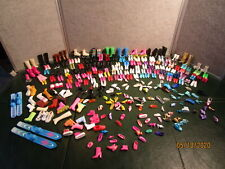 Lot of Misc Barbie and Other Brand Doll Shoes