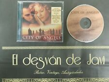 318-CITY OF ANGELS BSO CD  1998  DISCO EX   COVER G
