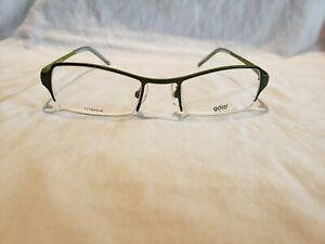 Gotti Switzerland Titanium eyeglasses