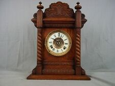 8-Day Edwardian Antique Clocks