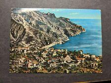 FPO 09522 RAVELLO, ITALY 1978 Navy Cover Naval Postcard