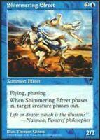 4 Shimmering Efreet - LP - Mirage - mtg - x4 4x