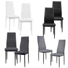 [en.casa]® Esszimmerstuhl 2er Set Wohnzimmer Küchenstuhl Esszimmer Stühle