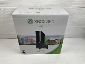 Microsoft Xbox 360 Kinect 4GB Empty Console Box Only