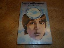 The Paul McCartney Story George Tremlett 1975 Futura Paperback Book Beatles