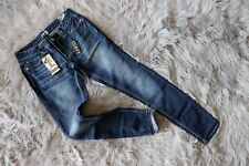 "New Jade Women's Jeans Blue Low-Rise Jegging Curvy W28""_L31"" Size 7/8 Regular"