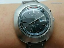 SEIKO BELL-MATIC 4006-6002 (RAREST) 'UFO' CASE VINTAGE WATCH FOR MEN | GOOD COND
