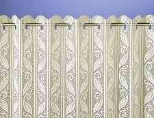 ivoire crème 183CM X 91.4cm - 180cm x 91cm Plissé Store vertical