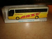 Rietze #63402 HO 1/87 EUROLINER bus Exclusiv ARZE   MIB (50/037)
