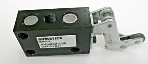 Numatics BRVL3 Pneumatic roller lever valve