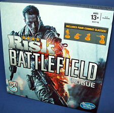 NEW RISK BATTLEFIELD ROGUE COLLECTOR'S EDITION BOARD GAME NISB