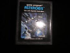 Asteroids Atari 2600 PAL Video Games