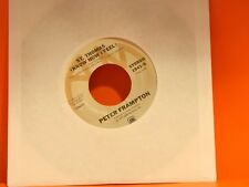 """PETER FRAMPTON - I'M IN YOU / ST THOMAS (KNOW HOW I FEEL)    - 7"""" SINGLE 45"""
