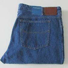 NEW R.M Williams Jeans Mens Size W40, W42 L32 Slim Fit Blue Denim Zip Fly