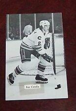 Colorado Rockies post cards 1981-1982 Joe Cirella