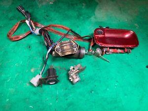 Door Handle Ignition Key Lock Set LHD RHD Mazda RX7 FC3S 86-91