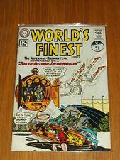 WORLD'S FINEST #129 VG+ (4.5) DC COMICS SUPERMAN BATMAN NOVEMBER 1962 JOKER