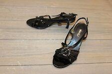 Vaneli Modesta Women's Dress Sandals - Size 7 W, Black