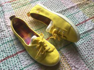 Rocket dog womens pumps shoes trainers size 8