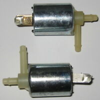 2 X Keurig 12V Pneumatic Solenoid Valve - 4 PSI - SH-V0829 - Normally Closed