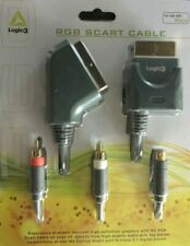 LOGIC3 SCART CABLE FOR USE WITH XBOX