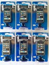 Job lot 6 x iPhone 3/4 Holders - In Car with Detachable Belt Clip