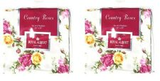 """Royal Albert Old Country Roses Napkins 20"""" X 20"""" - 2 Packages of 4 - Set of 8"""