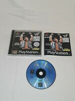 WWF War Zone PS1 PlayStation 1 Black Label WWE - MANUAL