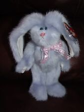 NWT 1993 Ty Beanie Babies Attic Treasures Collection Azalea Bunny Rabbit Doll