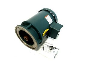 NEW BALDOR 6P56H3883 MOTOR 3/4HP 208-230/460V 1725RPM 35W590-0086G2 56YZ