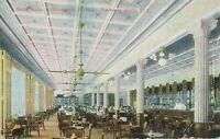 ROCKAWAY BEACH QUEENS NY - Wainwright & Smith Dining Room - 1910