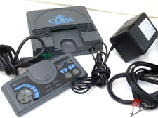 New listing [Tested] Pc Engine Core Grafx Game Console w/ Pad and Accessories from Japan